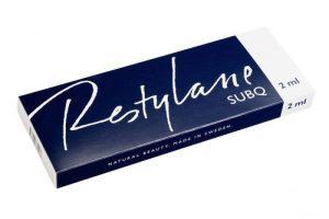 Buy RESTYLANE® SUBQ™ online