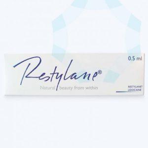 Buy RESTYLANE® .5ML online